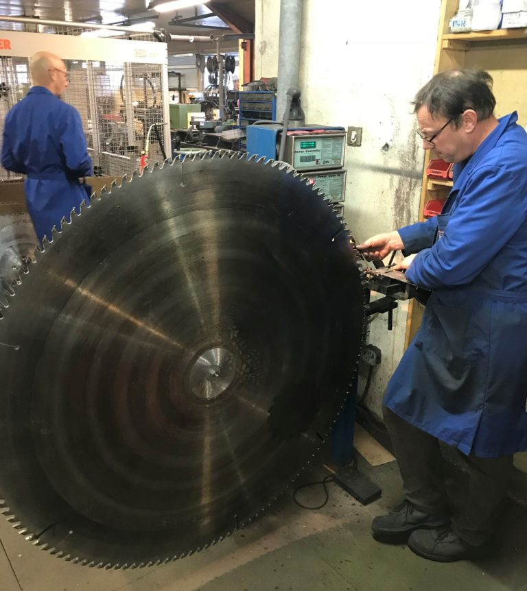 Gravier Affutage - Lames circulaires carbure - IMG_3060 04
